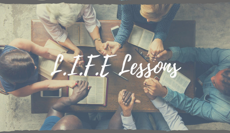 LIFE Lessons, Bible Study at Connect2Christ Church, Seminole FL